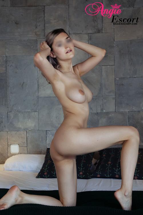 Oana Pink Nipples Escort Frankfurt